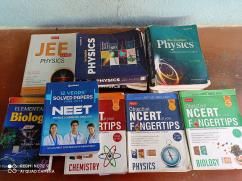 neet reference books