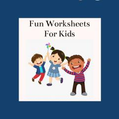 Download interactive Fun Worksheets for kids online by Magpie