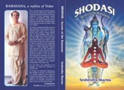 Shodasi  Secrets of The Ramayana  Seshendra Sharma English  Hindi Telugu