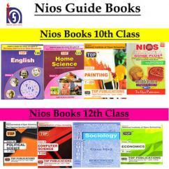 Nios Books for 12th Class