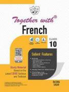 ogether with French Study Material for Class 10 Term I & Term II