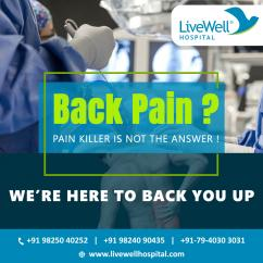 Best Pain and Spine Hospital in Gujarat , Pain Specialist in Ahmedabad