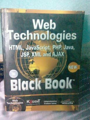 Book Related to Web Technologies For Sale
