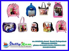 Sublimation Photo Printed Bag Collections In Dolly Rasa Gift Showroom Vadapalani