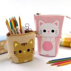 Cute Kitty Pencil Box Available