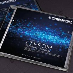 Brand New Cover for CD
