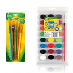 Water Color With brush available