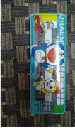 Pencil box with LED light
