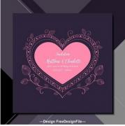Matt Wedding Invitation