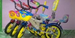 Kids Bicycle With Double Seats