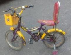 Hero Cycle For Kids