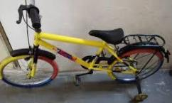 Cycle For Kids Available