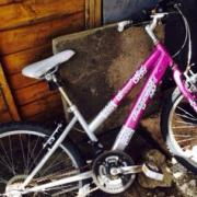 Less Used Girls Cycle In Fantastic Condition