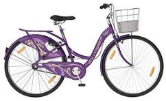 Lady Bird Cycle In Purple Colour Available