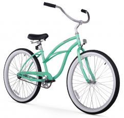 Cycle In Light Green Colour Available