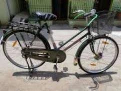 Lady Bird Cycle In Very Less Used Condition