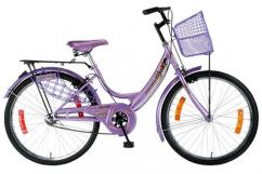 Purple In Color Girl Cycle