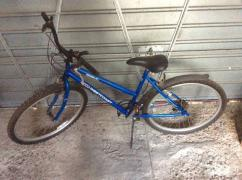 Bicycle for Girls in Blue Color