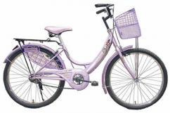 Light pink in color Girl cycle
