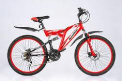 Avon cycle in red color available