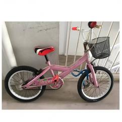 Girl cycle in very great running condition