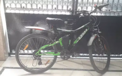 Brand new bicycle