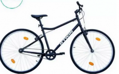 B twin hybrid Bicycle