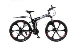 Brand new foldable 21 gear cycles