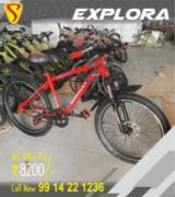 unique New and Branded Heavy Duty Cycle ( kids, male, female)