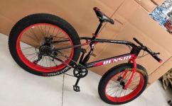 BRAND NEW FAT BIKE 26T