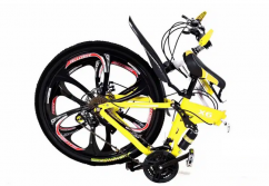 NEW IMPORTED 21 GEARS FOLDABLE CYCLES