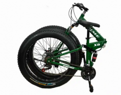 Fat Tyre FOLDABLE Cycle