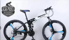 X6 Foldable Bharat Cycle