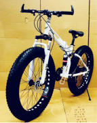 BM Fat Foldable Cycle with 21 Speed Gears Mountain Bike 26T