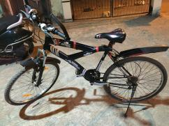 Sale of 18 geared bicycle 26T