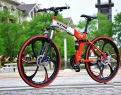 21 GEAR SHIMANO. Mac Wheel foldable cycle