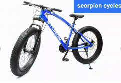 Brand new Fat tyre Bikes