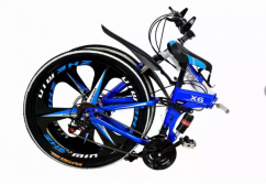 Dzire. X6 foldable CYCLE 3 STAR. MAC WHEEL NEW CYCLE AVAILABLE