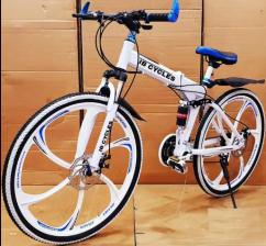 NEW FOLDEBAL CYCLE 21 GEARS AVAILABLE