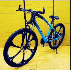 New Cycles with Alloy Mac wheels