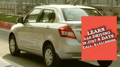 Learn Car driving in just 4 days call