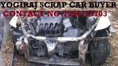 unwanted unused scrap cars accident cars buyer in thane