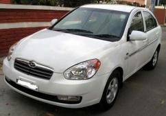 Hyundai Verna 2010 Model Car