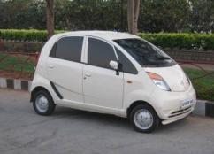 Tata Nano 2014 Model