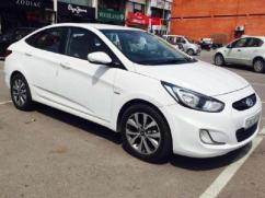 Hyundai Verna 2015 Model