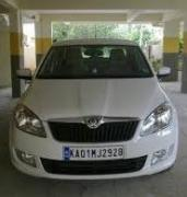 Skoda Rapid Car In Fabulous Running Condition