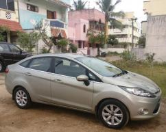Ford Fiesta Titanium Available