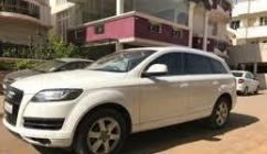 Audi Q7 2014 Model Car Available