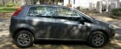 Fiat Grand Punto 2010 Model Car