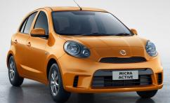 New Nissan Model Micra Active car sell  in Odisha